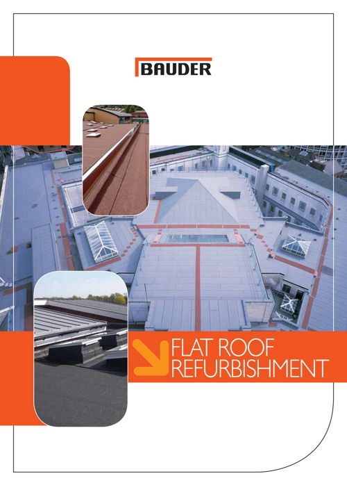North England Refurbishment Brochure - Bauder
