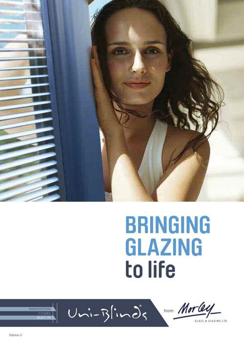 morley glass uni blinds