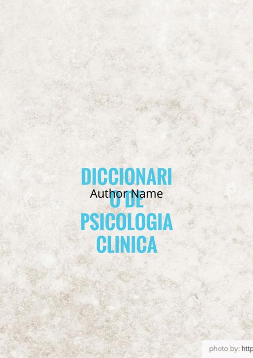 CONCEPTOS  RELEVANTES   PSICOLOGIA CLINICA