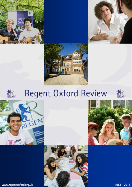 Regent Oxford Review 2013