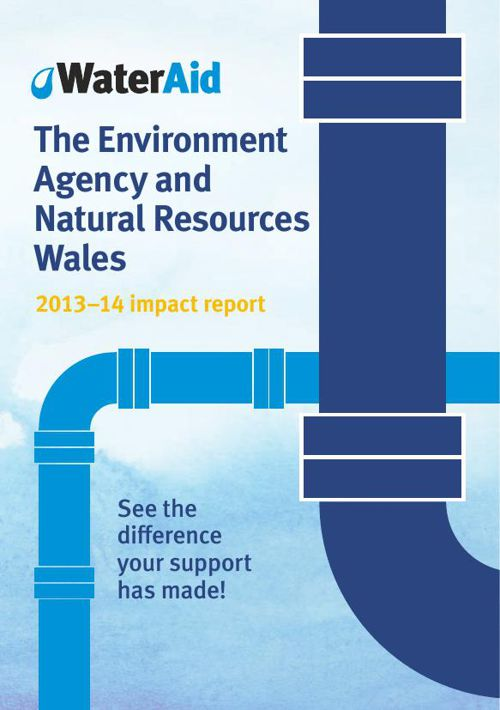 The Environment Agency and Natural Resources Wales WaterAid Comm