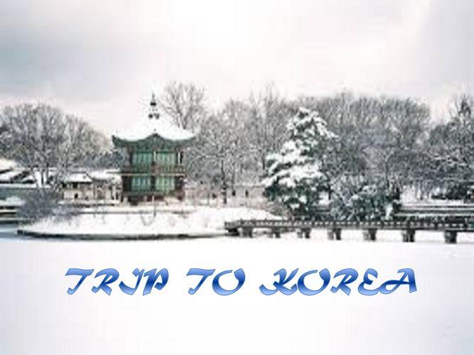 TRIP TO KOREA II