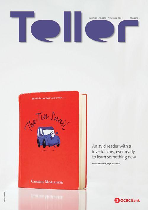 Online Teller May