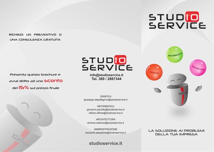 Brochure Studio Service