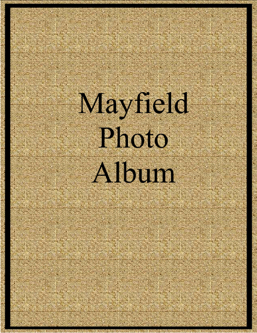 Mayfield Photo Album