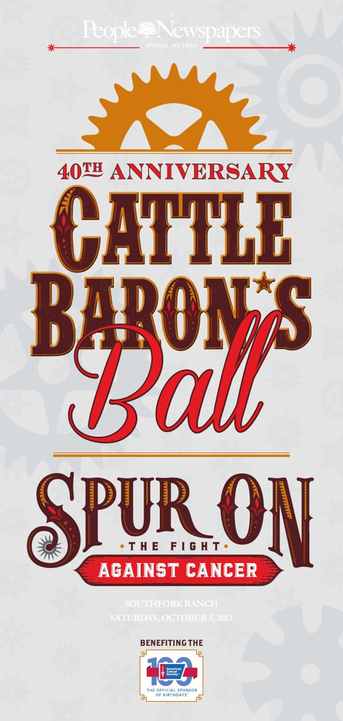Cattle Baron's Ball Special Section