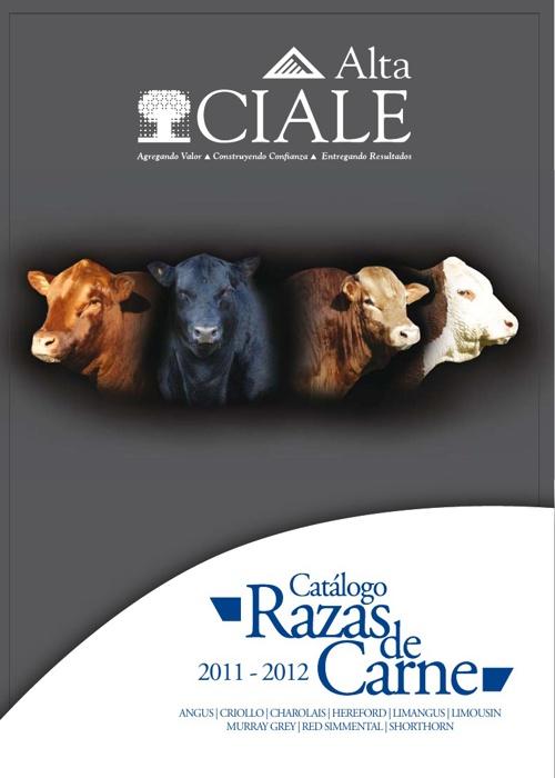 Catalogo Toros de Carne