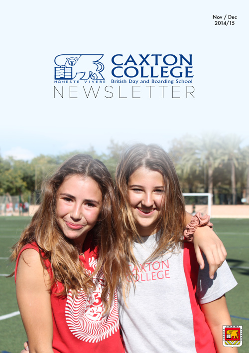 Caxton College Secondary NEWSLETTER