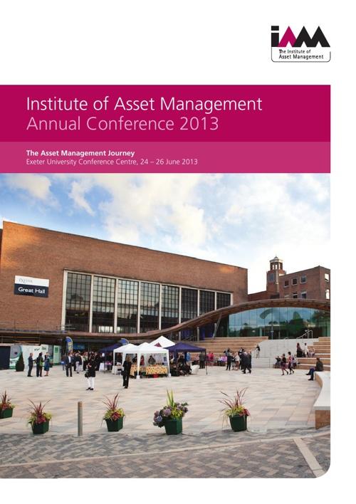 Annual Conference 2012 - Delegate Guide