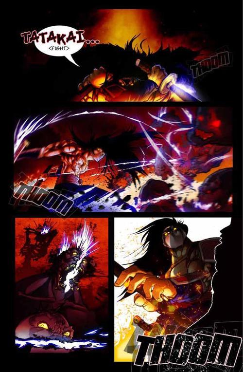 Thrash Rise of Shidou 16-28