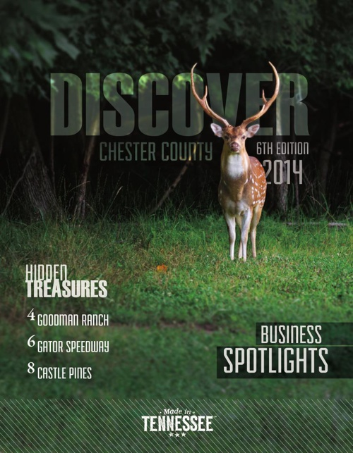 Discover Chester County 2014