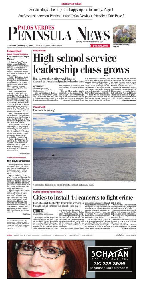 Peninsula News | 2-25-16