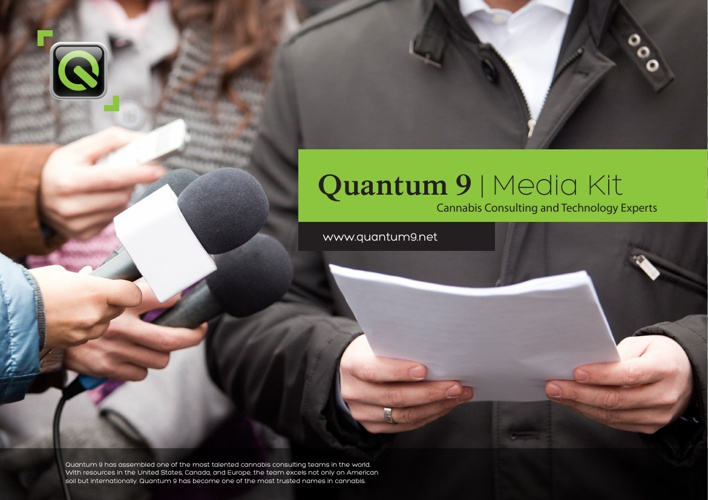 Quantum 9 Medical Marijuana and Consulting Media Kiit