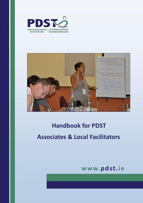 PDST Associates and Local Facilitators Handbook 2014-2015