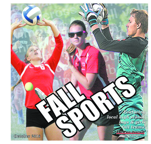 Fall Sports 2016 - The Post-Journal - October 2016