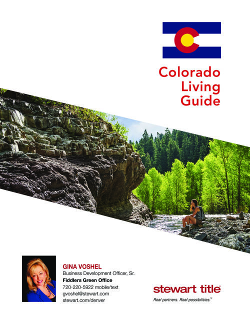 Colorado Living Guide-Gina