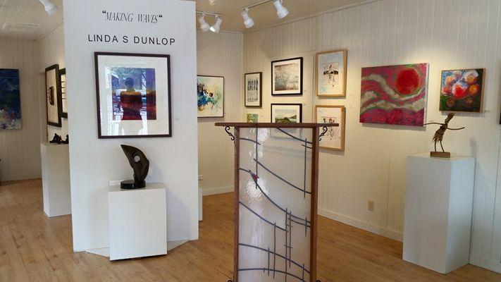 Art & Gallery Exhibits of LSDunlop