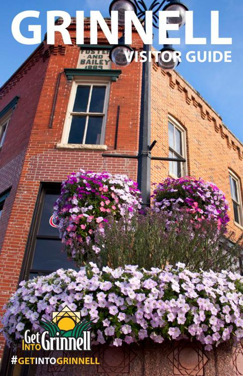 2015 Grinnell Iowa Visitor Guide
