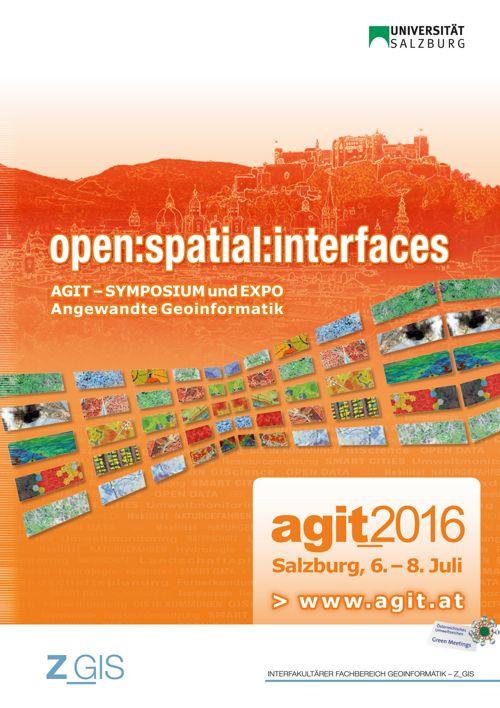 AGIT 2016 Programmheft