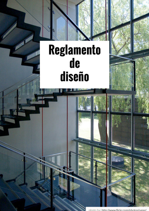 Reglamento de diseño (PDF)