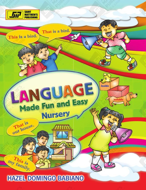 Language Made Fun and Easy - Nursery