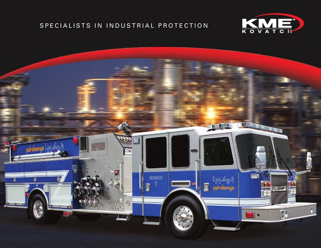 KME Industrial Brochure