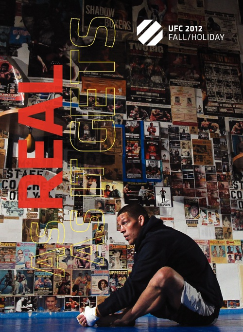 UFC Fall / Holiday 2012 Magalog
