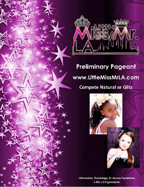 Little Miss Mr. L.A. Pageant