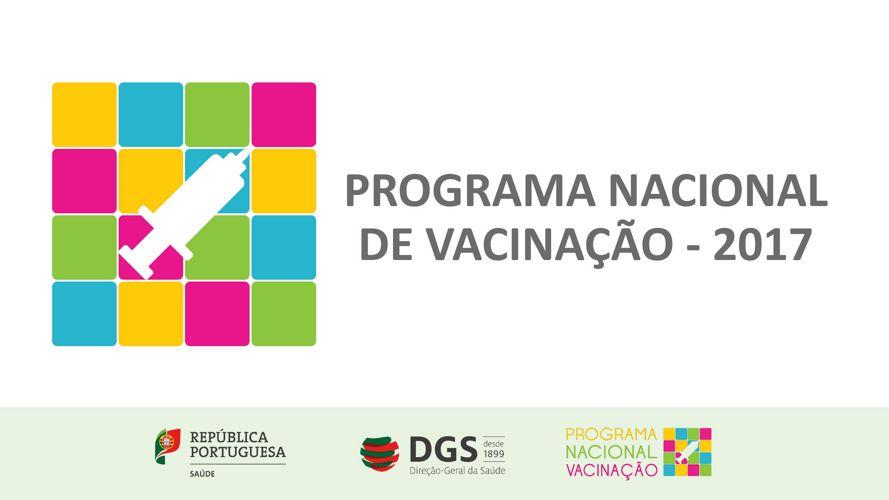 Programa nacional de vacinação 2017