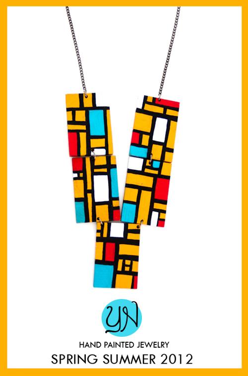 Yumnah Najah Jewelry SS12