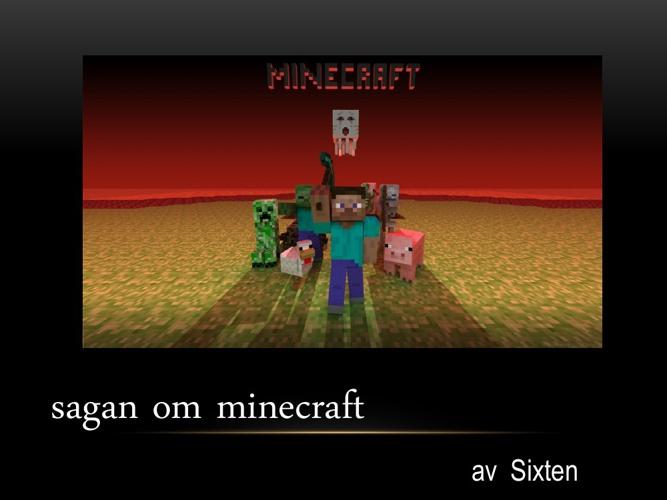 Sixten - Minecraft