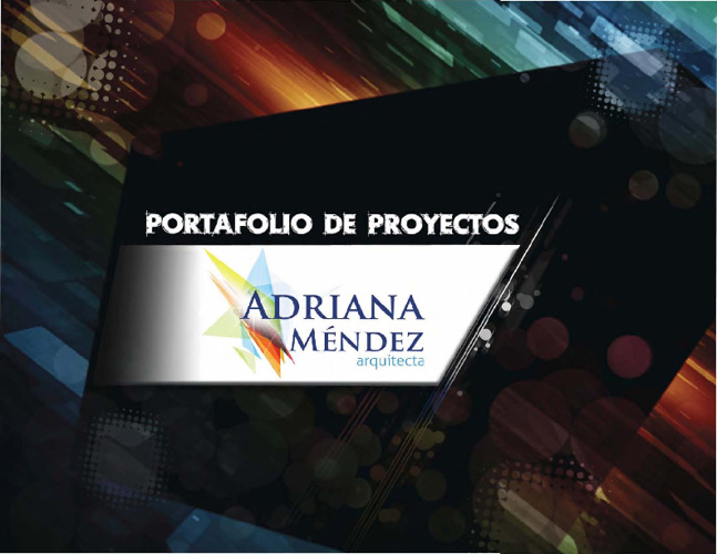 Portafolio de Proyectos Adriana Méndez H.