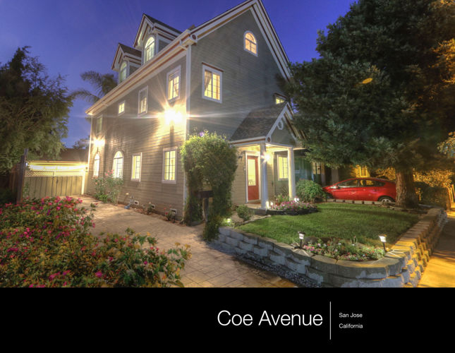 Coe Avenue - James Shin Photo Book