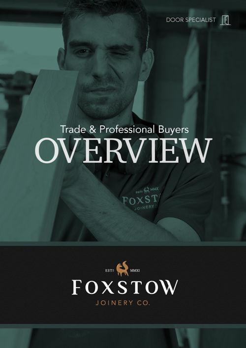 Foxstow - Bespoke Timber Door Specialist Joiners