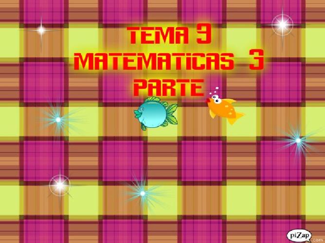 TODAS LAS ACTIVIDADES DE MATEMÁTICAS- TEMA 9