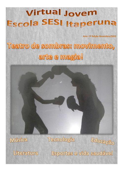 Revista Digital 2 - Escola SESI de Itaperuna
