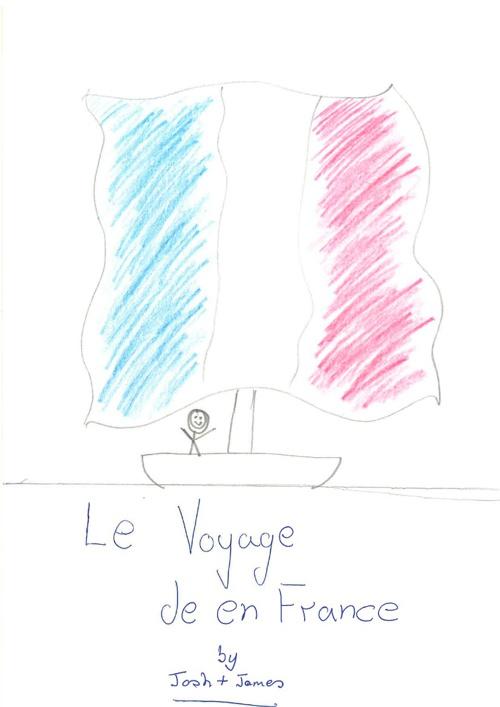 Le voyage de en France