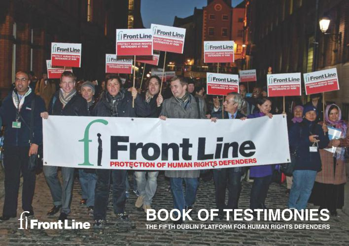 Fifth Dublin Platform 2010 Book of Testimonies