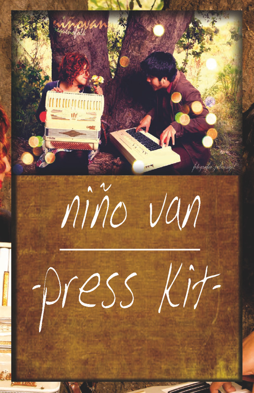 press kit niñovan