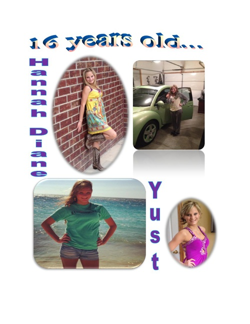 All About Hannah Yust
