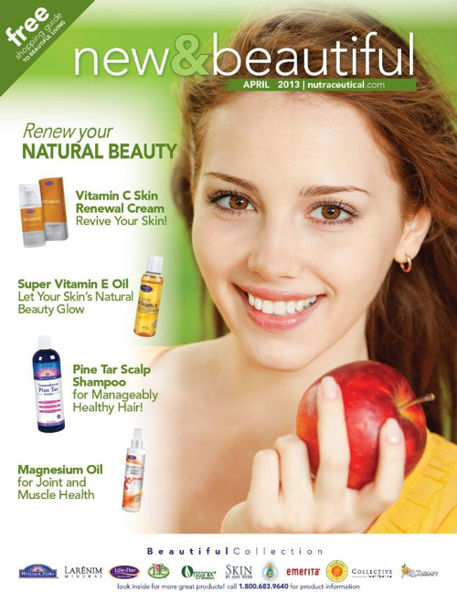 New & Beautiful April 2013