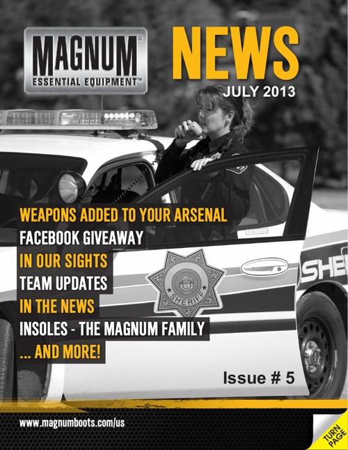 Magnum USA News # 5 2013