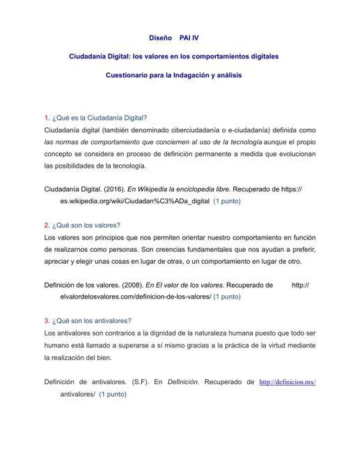 CUESTIONARIO COMPORTAMIENTOS DIGITALES 2