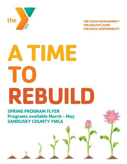 2017 Spring Program Flyer