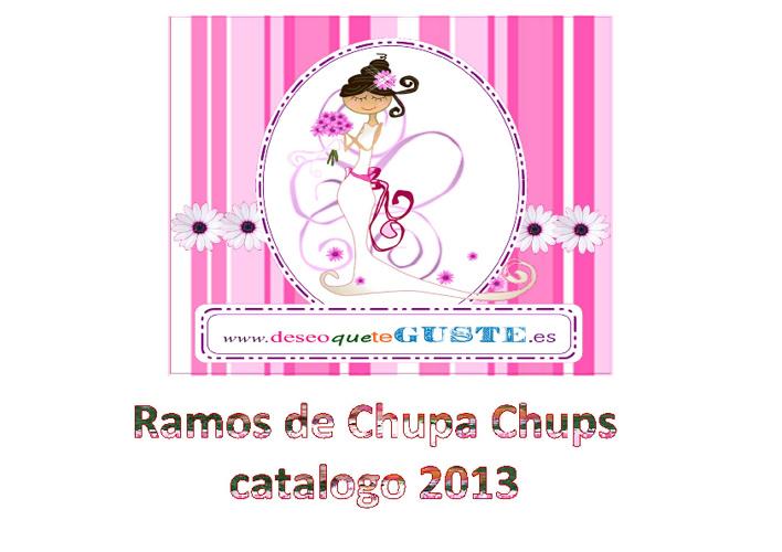 catalogo ramos de chupa chups 2013 parte I