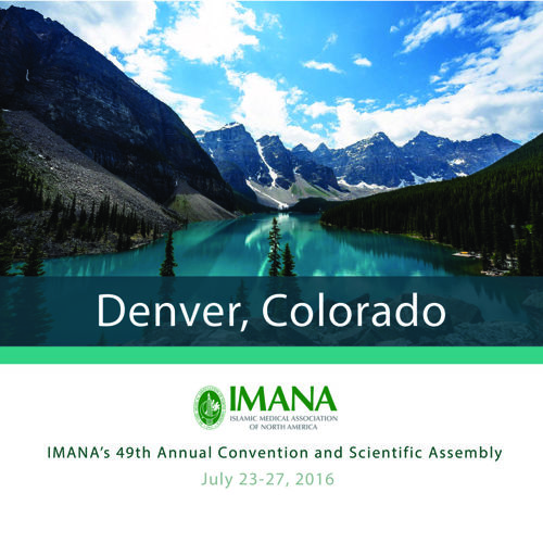 IMANA DENVER WELCOME BOOKLET