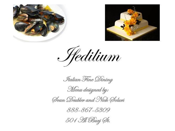 Ifedilium