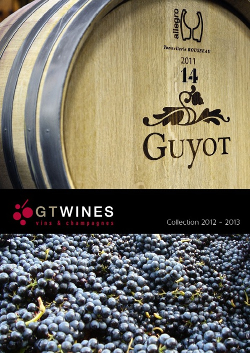 GT Wines  Collection 2012 - 2013