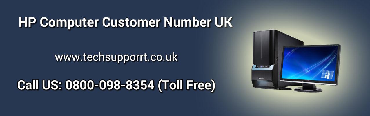 Hp Computer Help Number UK 0800-098-8354