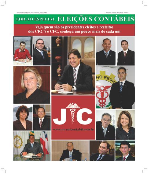 Jornal Contábil - Fevereiro de 2012